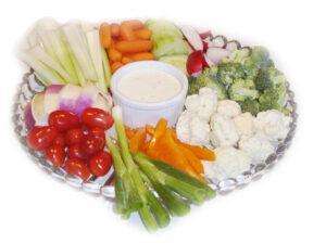 Vegan Treats for Kids-Veggie-Platter