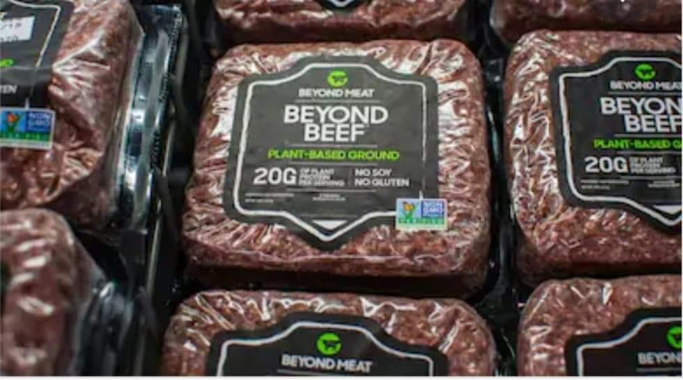 Beyond Meat-Beef