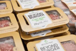 Beyond Meat-Burger