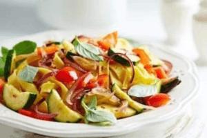 A Vegan-Diet on a Budget-Pasta-Salad