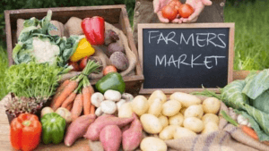 A Vegan-Diet on a Budget-Farmers-Market