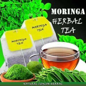 5-Healthy-Herbal-Teas-Moringa-Tea